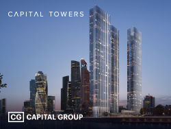ЖК «Capital Towers» Завораживающий вид на город